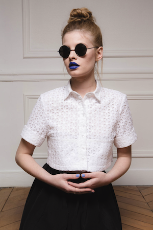 Simone et Louise TAFMAG mode chemise-beverly