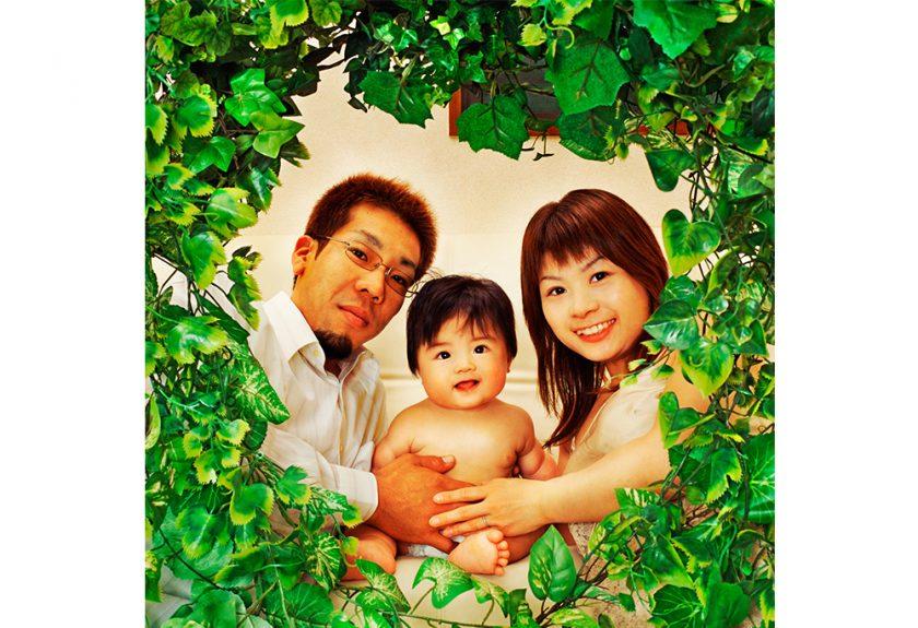 Mami Kiyoshi photographie tropical family tafmag interview