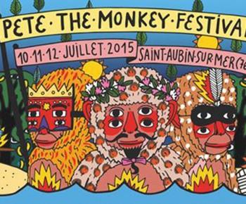 Pete the Monkey : le festival des singes et des artistes émergents