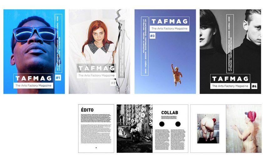 TAFMAG-papier