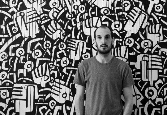 PORTRAIT// Théo Haggai :  artiste-caissier