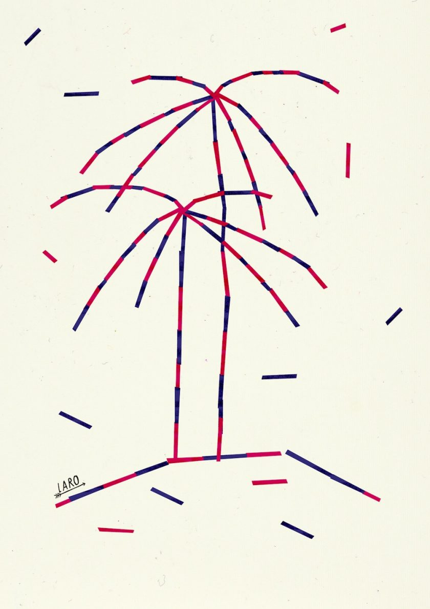 Larosoire laro tafmag illustration 04