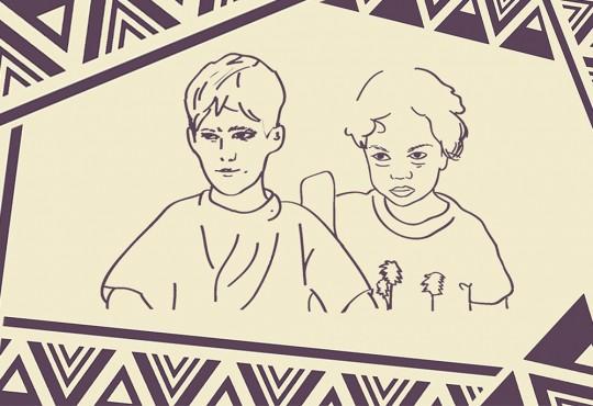[EXCLU] La mixtape de l'hiver du nouveau duo Février