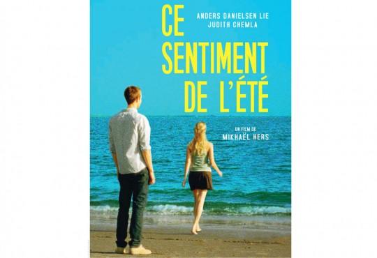 CHRONIQUE // Mikhaël Hers présente son deuxième film, 'Ce sentiment de l'été'