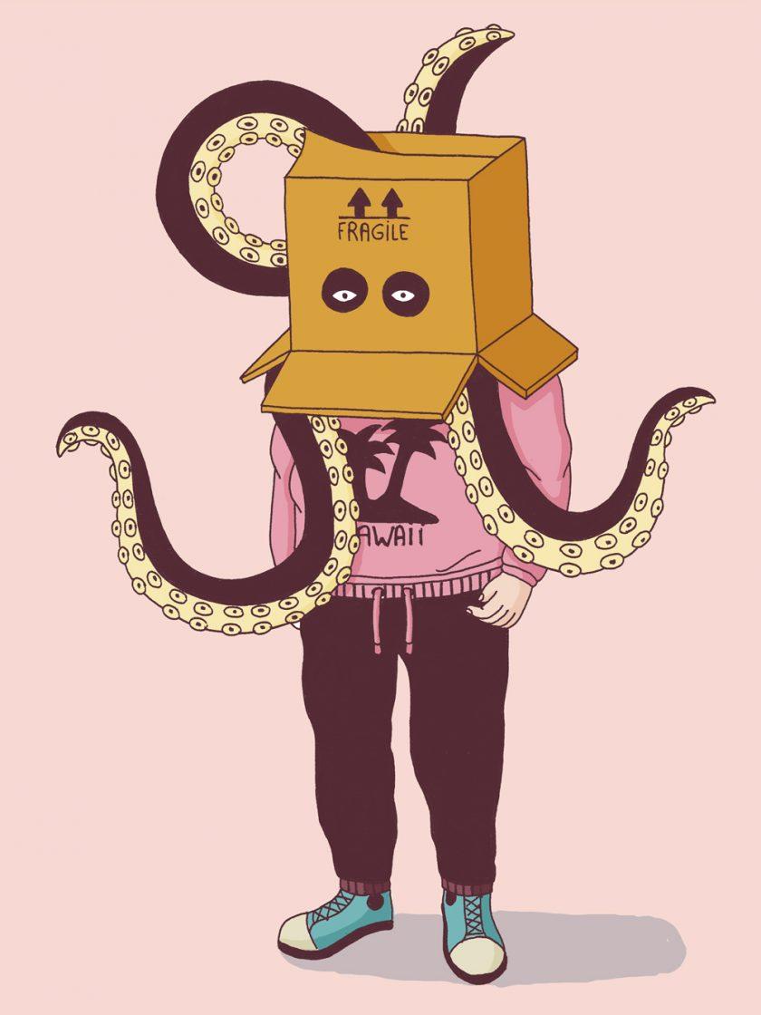 louis-cesar-artwork-tafmag-dessin-illustration- octopus