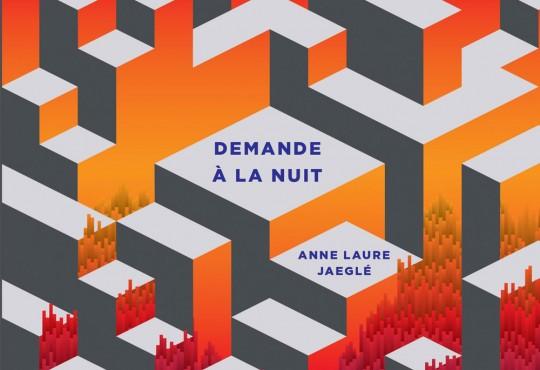 LITTÉRATURE // 'Demande à la nuit' d'Anne Laure Jaeglé : récit berlinois d'une sortie de route à la kéta