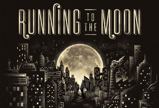 SORTIE //  Smokey Joe & The Kid présente 'Running to the Moon' (LP)