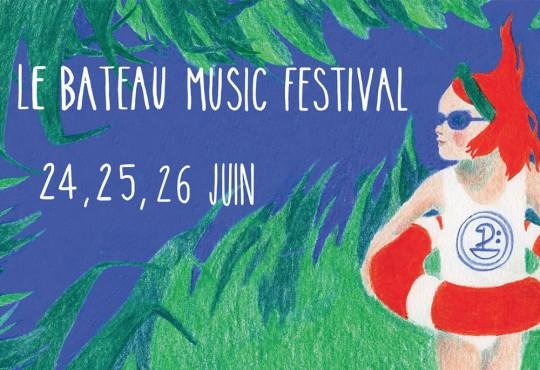 ACTU // Le Bateau Music Festival : la première vague !