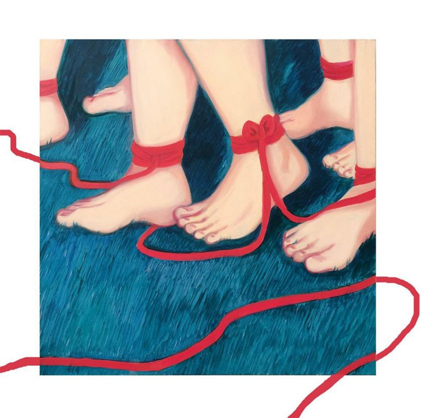 Walking © Lise Stoufflet