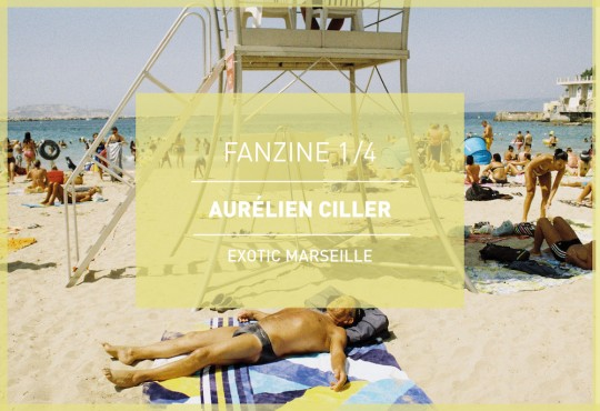 EXTRAIT // Fanzine #1 'Exotic Marseille' d'Aurélien Ciller et Milena Villalón