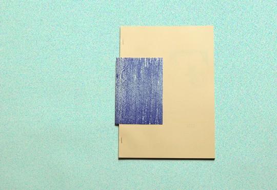 EXTRAIT // 6 planches de 'Vues', dernière publication des Editions Peinture