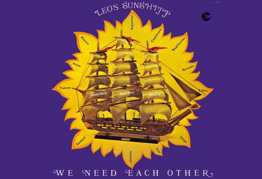 leo's-sunshipp-tafmag-jeudig-vinyle