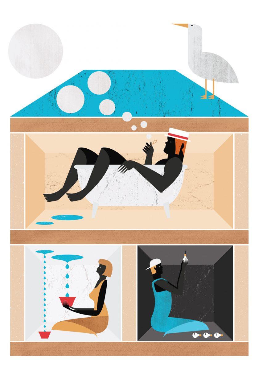 tiago galo tafmag the arts factory magazine illustration dessin 2