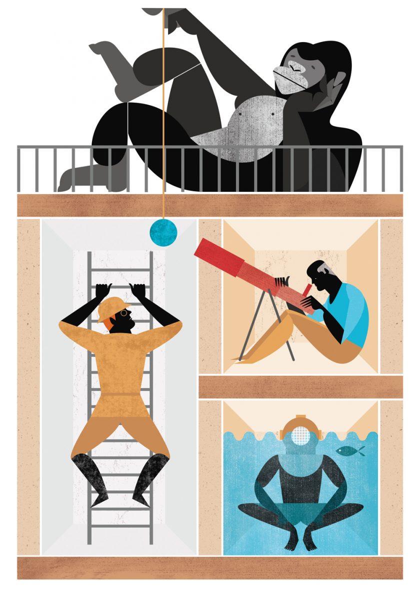 tiago galo tafmag the arts factory magazine illustration dessin 3