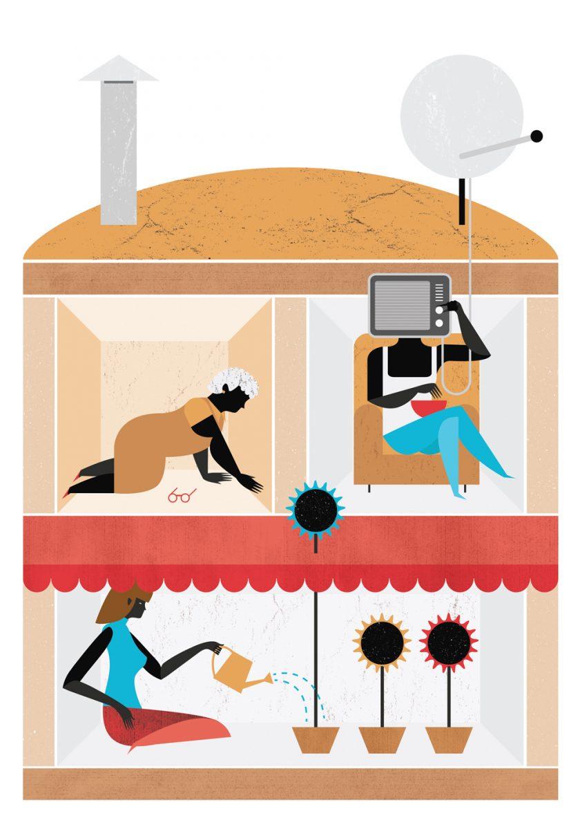 tiago galo tafmag the arts factory magazine illustration dessin 4