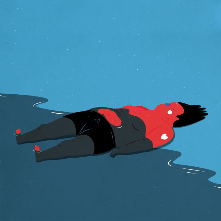 tiago galo tafmag the arts factory magazine illustration dessin 6