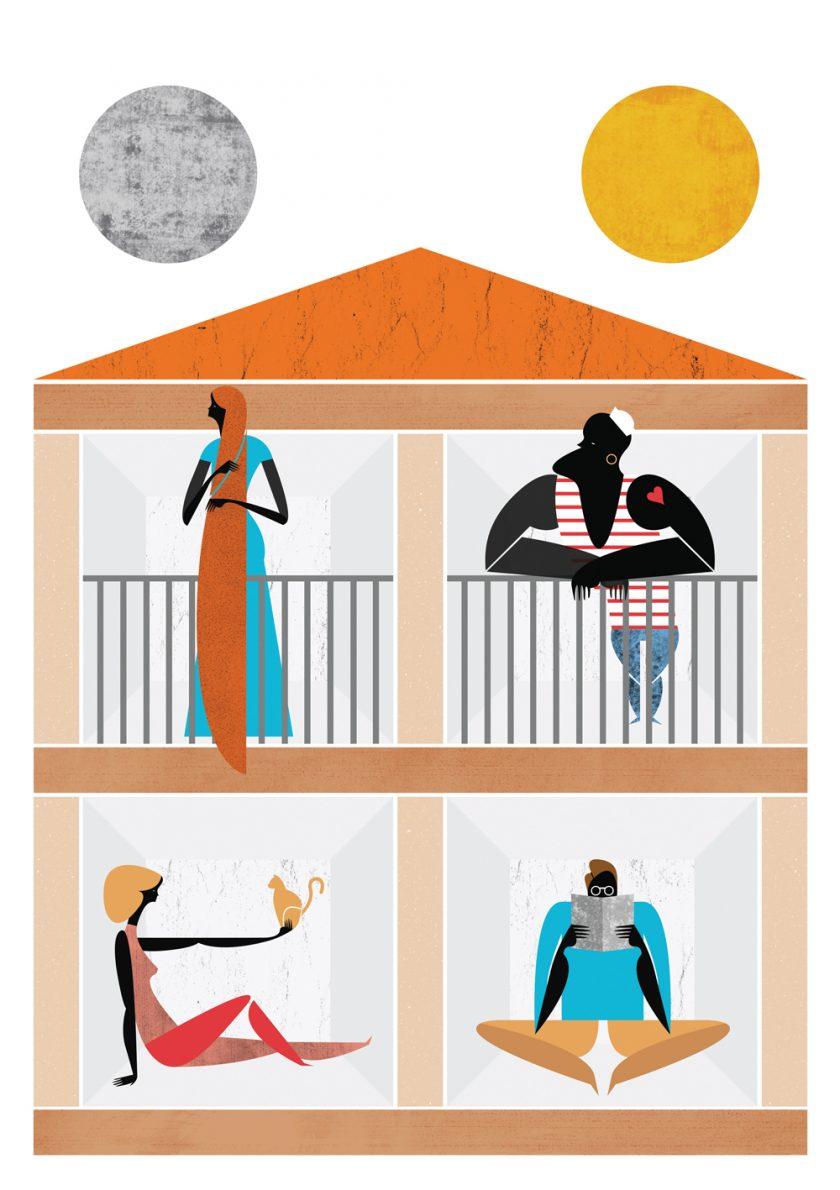 tiago galo tafmag the arts factory magazine illustration dessin