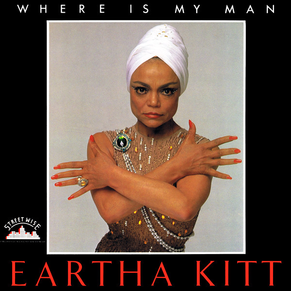 where is my man eartha kitt jeudig tafmagvinyle