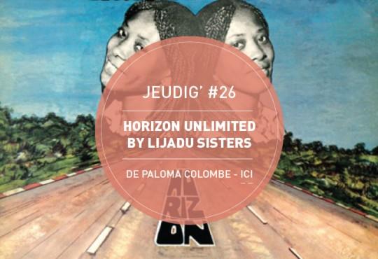 JEUDIG' #26 // The Lijadu Sisters, les emblématiques jumelles de l'afrobeat nigérian