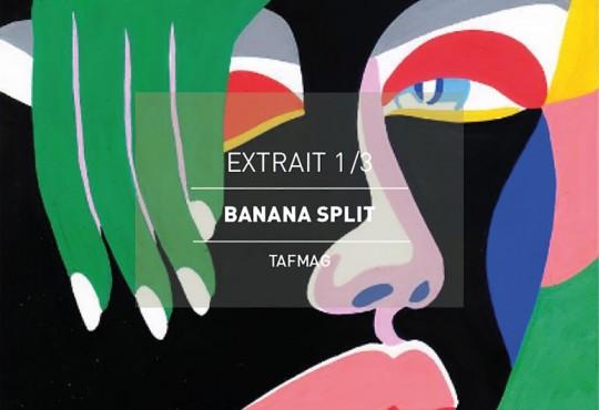 EXTRAIT // 'Banana Split : on dévoile la planche dédiée à l'illustratrice Lynnie Zulu