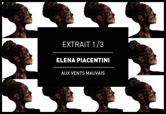 EXTRAIT // Quand les équipes de la PJ découvrent le corps à Roubaix ('Aux vents mauvais' d'Elena Piacentini)