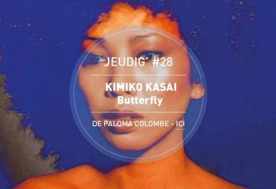 JEUDIG' #28 // Kimiko Kasai et Herbie Hancock: rencontre d'un géant US du jazz fusion et de l'icône du groove japonais