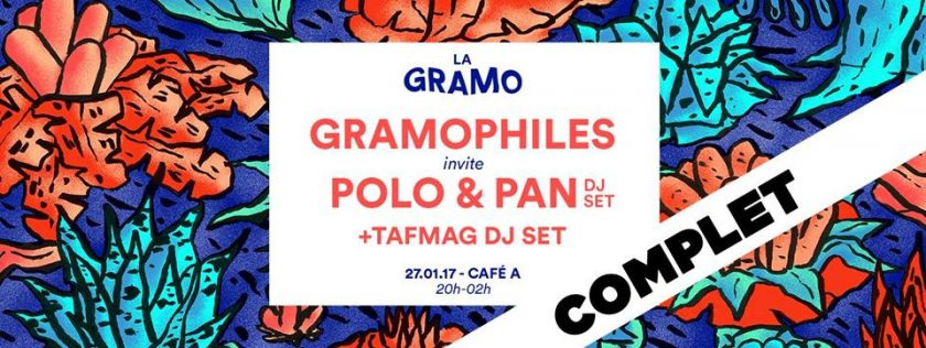 tafmag gramophiles cafe a polo and pan musique gramo