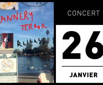CANNERY TERROR & !TERRITORY @ LE POP UP DU LABEL