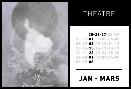 Roméo & Juliette des Chiens Andalous @ Théâtre de Ménilmontant