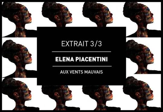 EXTRAIT // Quand parfois, le commandant Leoni baisse les bras ('Aux vents mauvais' d'Elena Piacentini)