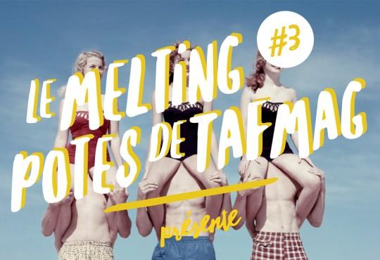 MELTING POTES // Épisode 3 – Et Fetart créa Circulation(s)