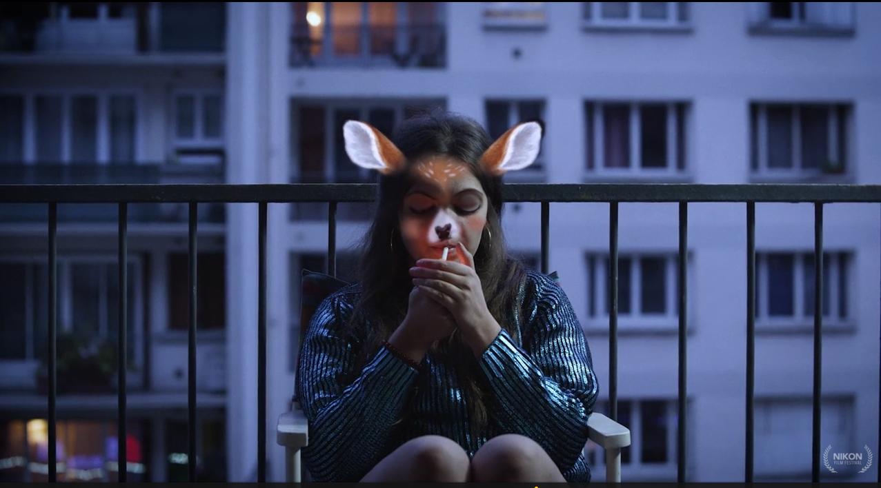 tafmag je suis une biche nikon festival court metrage cinema