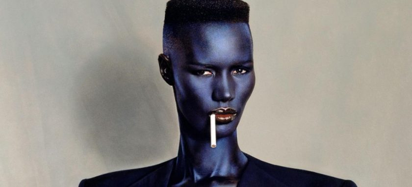 tafmag jeudig paloma colombe grace jones