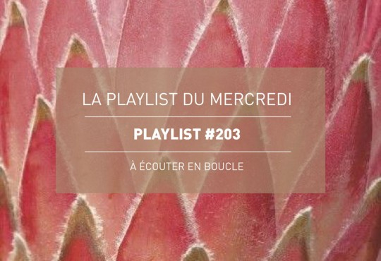 La Playlist du Mercredi #203