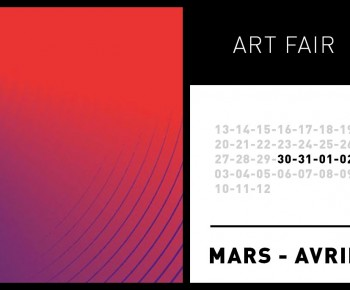 CONCOURS // ART PARIS ART FAIR, ÉDITION 2017 @ GRAND PALAIS