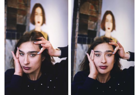 ART //  Apolonia Sokol, femme fatale en liberté