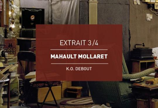 EXTRAIT // Quand Ramon s'apprête à sortir de l'hôpital psychatrique ('K.O. Debout' de Mahault Mollaret)