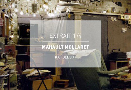 EXTRAIT // Quand il affirrme : «Je mourrai à 27 ans, comme eux» ('K.O debout', de Mahault Mollaret)
