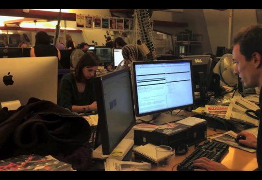FLASH // Découvrez le film 'Je suis là pour faire mon métier', tourné à Libération le soir des attentats du 13 novembre 2015
