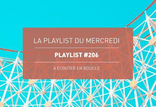 La Playlist du Mercredi #206