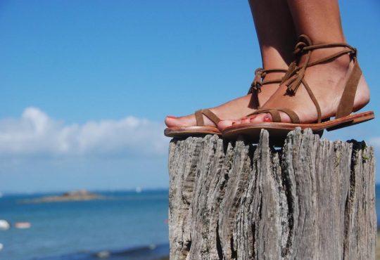 FLASH // HANA la marque éthique et solidaire de sandales malgaches