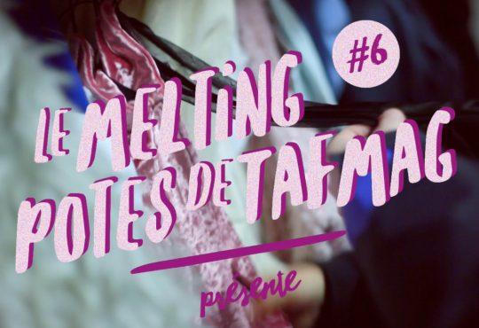 MELTING POTES #6 // Envolée paillétée-décalée sur le tournage de FUCK*D, le dernier film d'Emma D'Hoeraene