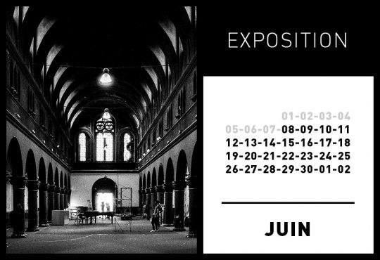 TRANSEPT 1x1x3 – UNE EXPOSITION LE LAVOIR @ CHAPELLE SAINT-SAUVEUR