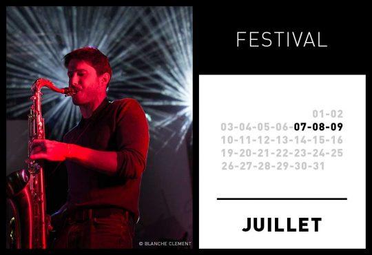 LA DOUVE BLANCHE FESTIVAL @ CHÂTEAU D'ÉGREVILLE