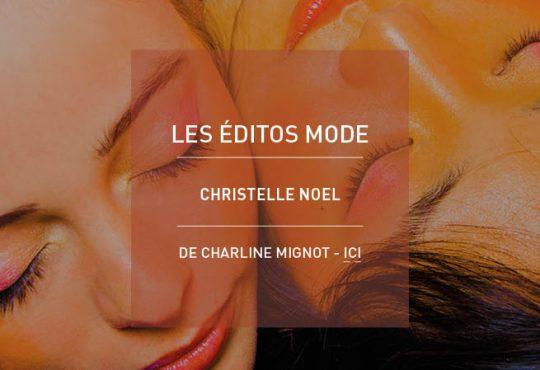 MODE // Les éditos de Charline avec Christelle Noel : sous les cocotiers