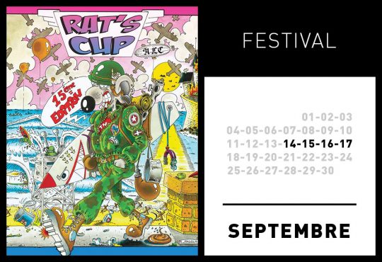 RAT'S CUP 2017 – SURF & MUSIC FESTIVAL @ BIARRITZ