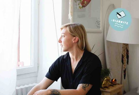 TAFMAG À BIARRITZ // Les Madames de caractère de l'illustratrice Johanna Olk