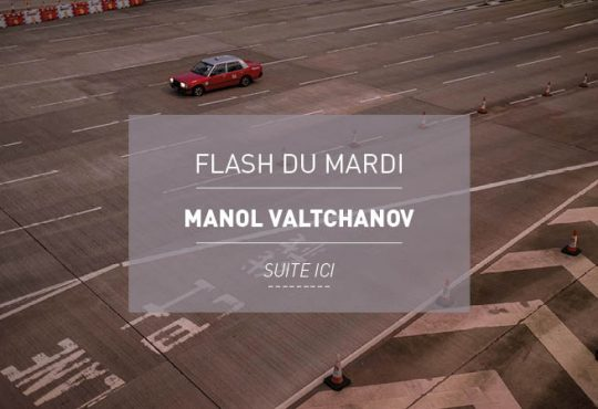 FLASH DU MARDI // « Glitching Hong Kong » de Manol Valtchanov