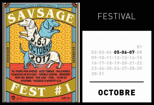 SAUSAGE FEST #1 @ HOSSEGOR-SEIGNOSSE