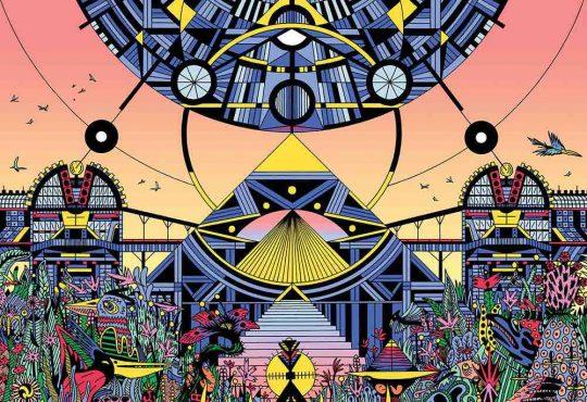 MUSIQUE // À la découverte d'« Exotique Planète », le nouvel EP de OHES